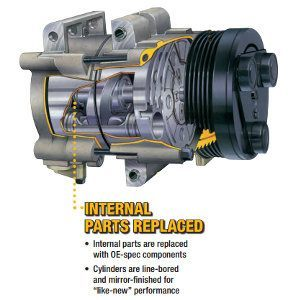 Remanufactured Alternators